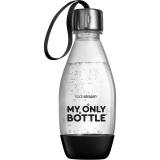 SodaStream 0,6l MY ONLY BOTTLE  černá