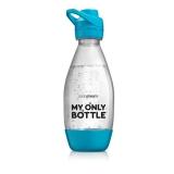 SodaStream 0,6l MY ONLY BOTTLE  modrá
