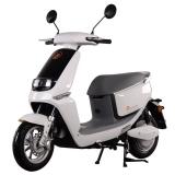 Elektrický motocykl RACCEWAY SMART, bílý-lesklý