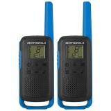 Motorola TLKR T62 modrý
