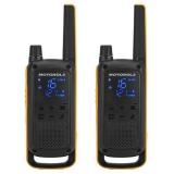 Motorola TLKR T82 Extreme černý/žlutý