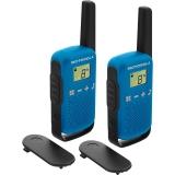 Motorola TLKR T42 modrý