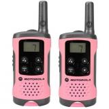 Motorola TLKR T41 růžový