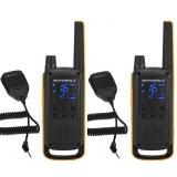 Motorola TLKR T82 Extreme RSM Pack černý/žlutý