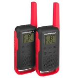 Motorola TLKR T62 červený