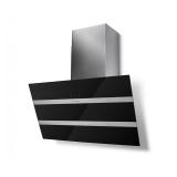 Faber STEELMAX EV8 BK/X A80 černý/sklo
