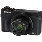 Canon PowerShot G7X Mark III černý
