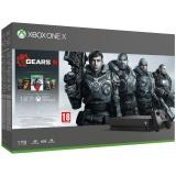 Microsoft Xbox One X 1 TB Gears Family Bundle