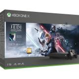 Microsoft Xbox One X 1 TB + STAR WARS Jedi: Fallen Order
