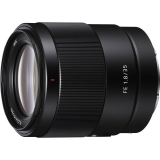 Sony FE 35 mm f/1.8 OSS SEL černý