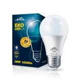 ETA EKO LEDka klasik 18W, E27, neutrální bílá