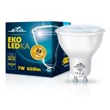 ETA EKO LEDka bodová 7W, GU10, neutrální bílá