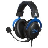 HyperX Cloud Gaming pro PS4 černý/modrý
