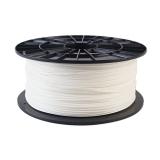 Filament PM 1,75 PLA, 1 kg bílá