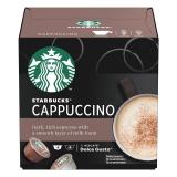 Kapsle pro espressa Starbucks CAPPUCCINO 12Caps