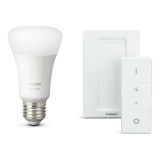 Philips Hue Bluetooth 9W, E27, White Dimming Kit