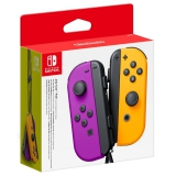 Nintendo Joy-Con Pair Neon Purple/Neon Orange