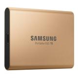 Samsung T5, 1TB zlatý