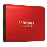 Samsung T5, 1TB červený