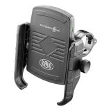 Interphone Motocrab s bezdrátovým nabíjením, na motorku černý