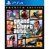 RockStar PlayStation 4 Grand Theft Auto V - Premium Edition