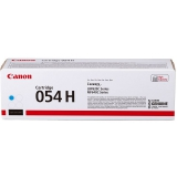 Canon CRG 054 H, 2300 stran modrý