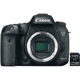 Canon EOS 7D Mark II, tělo + Adaptér W-E1 černý