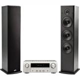 Set (AV Receiver Denon DRA-800H Premium) + (2x Reproduktory Polk T50 sloupový, 1 ks)