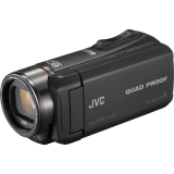 JVC GZ-R445B černá