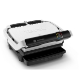 Tefal OPTIGRILL ELITE GC750D30 černý/chrom
