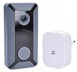 Solight 1L200, Wi-Fi s kamerou šedý/bílý