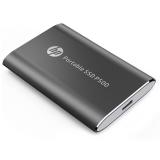 HP Portable P500 500GB černý