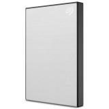 Seagate Backup Plus Slim 2TB stříbrný