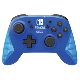 HORI Wireless HORIPAD pro Nintendo Switch modrý