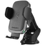 Evolveo Chargee CarWL15 s bezdrátovým nabíjením černý