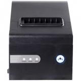 Xprinter XP C260-K LAN DHCP