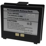 Náhradní LI-ION baterie 2000mAh k přenosným tiskárnám PTP-II a PTP-III
