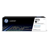 HP 203X, 3200 stran černý