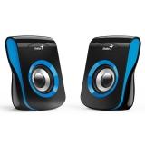 Genius SP-Q180 černé/modré