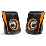 Genius SP-Q180 černé/oranžové