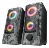 Trust GXT 606 Javv RGB-Illuminated 2.0 šedé