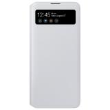 Samsung S View Wallet Cover na Galaxy A71 bílé