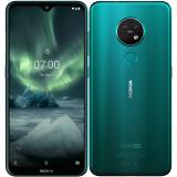 Nokia 7.2 Dual SIM zelený