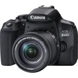 Canon EOS 850D + 18-55 IS STM černý