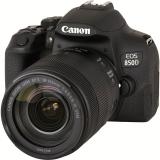 Canon EOS 850D + 18-135 IS USM černý