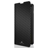 Black Rock Flex Carbon Booklet na Samsung Galaxy A51 černé