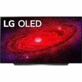 LG OLED55CX stříbrná