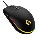 Logitech Gaming G102 Lightsync černá