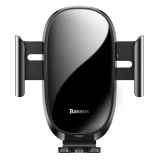 Baseus Smart Gravity Phone holder Air Vent černý