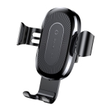 Baseus Wireless Charger Gravity Phone holder černý